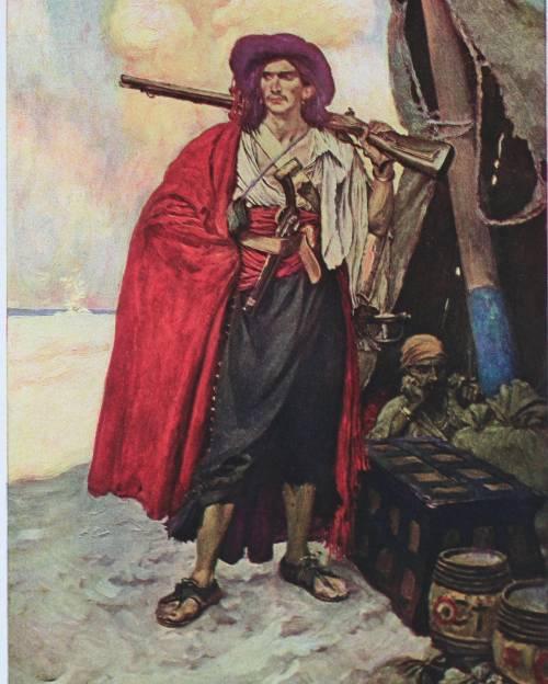 I pirati dei Caraibi?  Furono inventati  da Conan Doyle