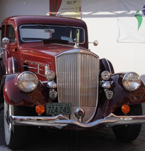 Auto d'epoca e prodotti artigianali: la «Mostra» che dura da 155 anni