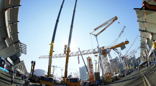«Ricostruiamo l'Italia»  partendo da Saie 2012»