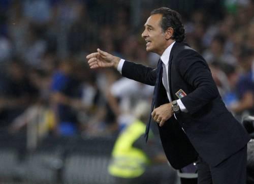 La nuova Italia di Prandelli perde con l'Inghilterra