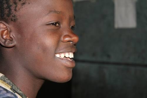 Diario africano Lo slum dove il sorriso continua a splendere