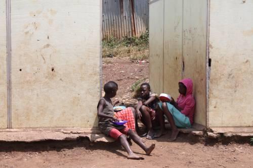 Diario africano. La storia di Francis che avrà 11 anni... per sempre