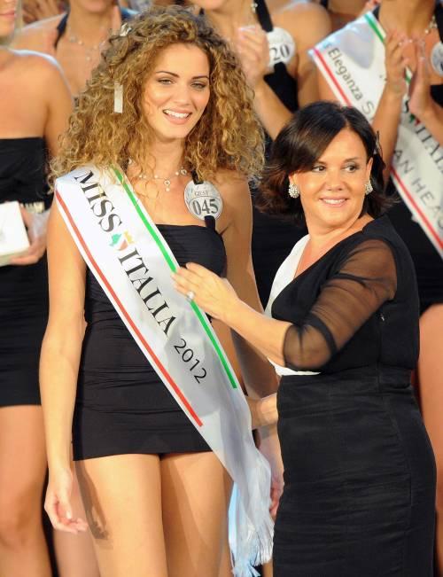 Giusy Buscemi Calendario.Miss Italia E Giusy Buscemi Ilgiornale It