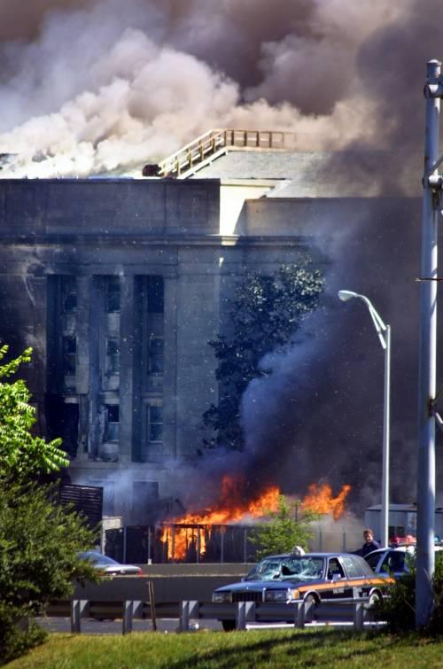 11 settembre 2001 - L'attacco alle Torri gemelle 3