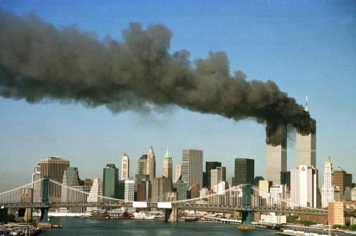 11 settembre 2001 - L'attacco alle Torri gemelle 5