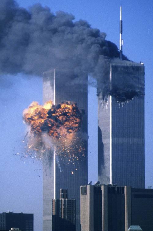 11 settembre 2001 - L'attacco alle Torri gemelle 6