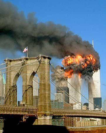 11 settembre 2001 - L'attacco alle Torri gemelle 8