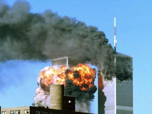 11 settembre 2001 - L'attacco alle Torri gemelle 9
