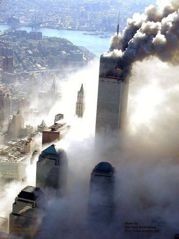 11 settembre 2001 - L'attacco alle Torri gemelle 10