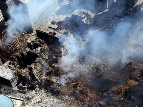 11 settembre 2001 - L'attacco alle Torri gemelle 11