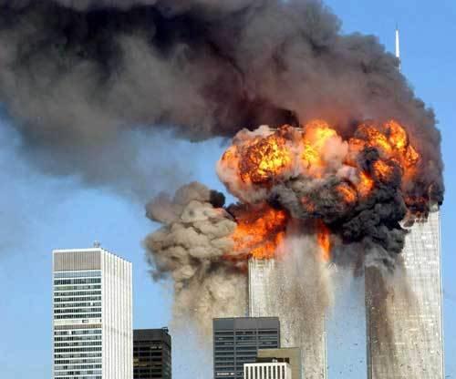 11 settembre 2001 - L'attacco alle Torri gemelle 12