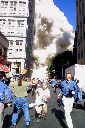 11 settembre 2001 - L'attacco alle Torri gemelle 13