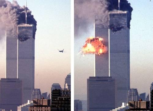 11 settembre 2001 - L'attacco alle Torri gemelle 15