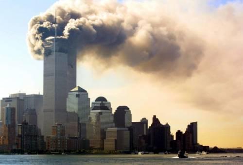 11 settembre 2001 - L'attacco alle Torri gemelle 16