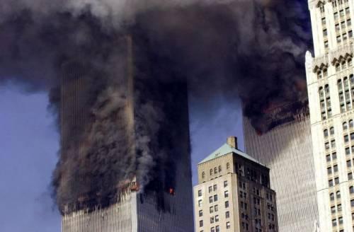 11 settembre 2001 - L'attacco alle Torri gemelle 17