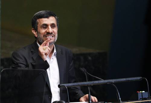 """Ahmadinejad all'Onu: """"Israele e Occidente non hanno diritto di farci le prediche"""""""