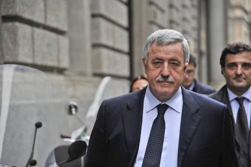 Il presidente della Provincia Guido Podestà