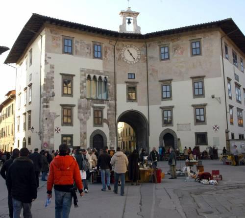 La Scuola Normale di Pisa, uno degli atenei più famosi d'Italia