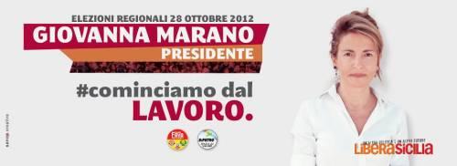 Sicilia, la candidata Fiom corre col simbolo del presidente che non c'è