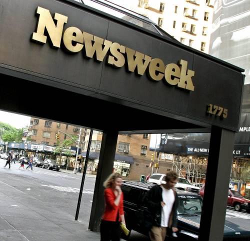 Newsweek lascia la carta stampata: dal primo gennaio solo in digitale