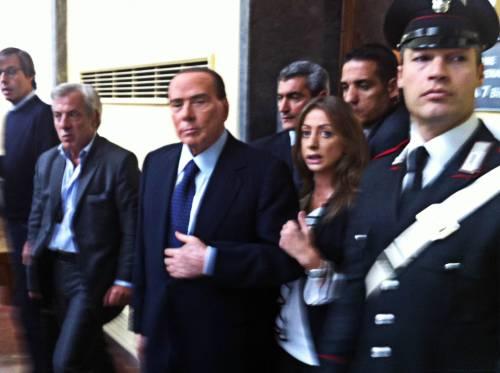 """Berlusconi: """"Se non mi assolvono, è perché vogliono eliminarmi"""""""