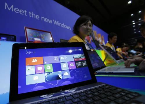 Arriva Windows 8, la rivoluzione Microsoft per i pc