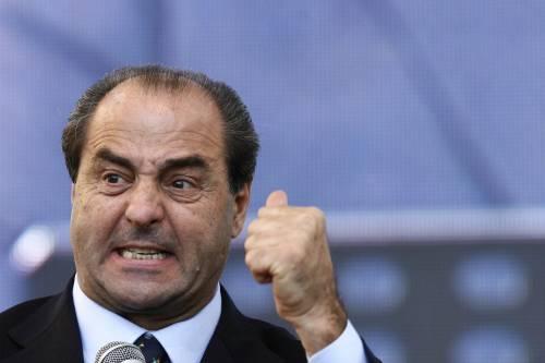 Il leader Idv Antonio Di Pietro