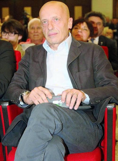Alessandro Sallusti, direttore de  Il Giornale
