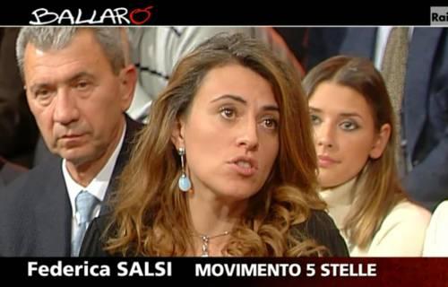 M5S, Federica Salsi minacciata su Facebook