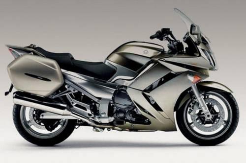 La nuova Yamaha FJR 1300