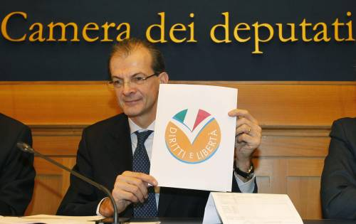 Donadi presenta Diritti e Libertà