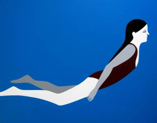 """Il """"surrealismo pop"""" italiano agita le acque della pittura"""