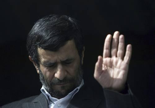 Ahmadinejad torna in campo: pericolo da non sottovalutare