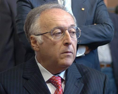 Il procuratore di Palermo, Francesco Messineo