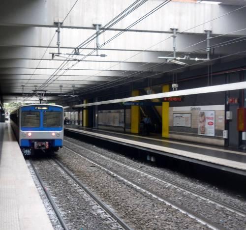 Roma, sabotata la Metro B: treni bloccati nelle gallerie