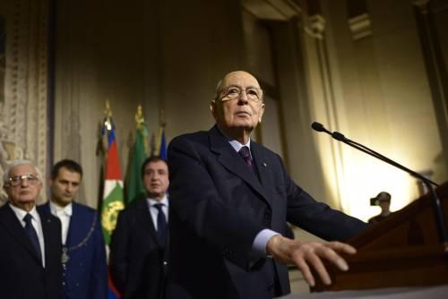 Napolitano scioglie le Camere