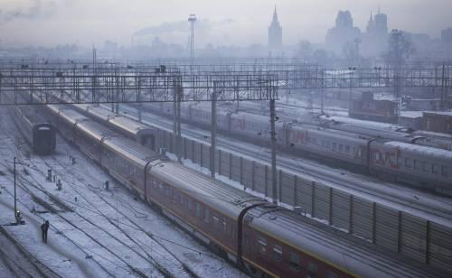 Russia, un freddo da record: -52° e almeno 56 vittime