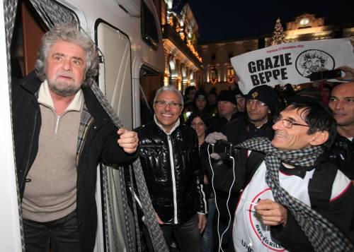 Diffamazione, Grillo pagherà 50mila euro a Berlusconi