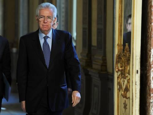 Nell'agenda Monti tre certezze: patrimoniale, Imu e aumento dell'Iva
