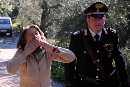 La liberazione di Andrea Calevo