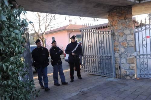 La villetta della prigionia di Calevo