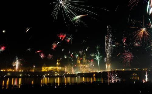 L'arrivo del nuovo anno in 15 foto