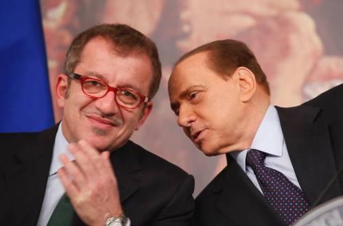 """Il Cav: """"Siglata l'intesa tra Pdl e Lega"""". E Maroni: """"Noi per Tremonti premier"""""""