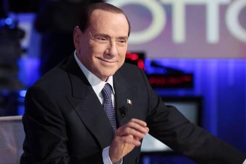 """Berlusconi contro l'astensione: """"Serve più del 40%"""""""