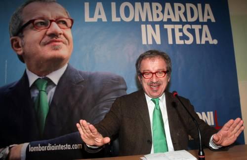 """Maroni: """"Mi fido degli impegni scritti, Berlusconi mantiene la parola"""""""