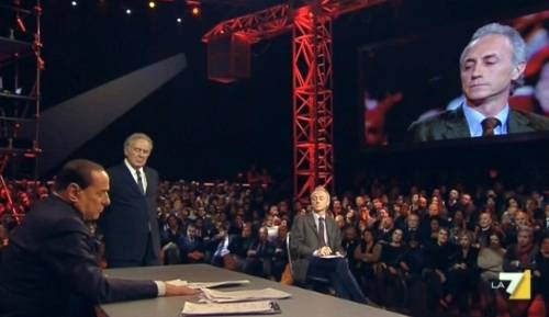 Tra Berlusconi e Travaglio scontro totale: dopo 20 anni il
