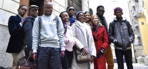 Giovani artigiani dal Sudafrica per scoprire i valori del made in Italy