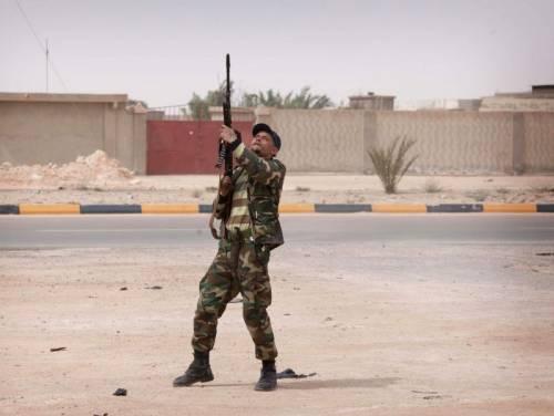 In Italia forze speciali Usa pronte al blitz in Libia