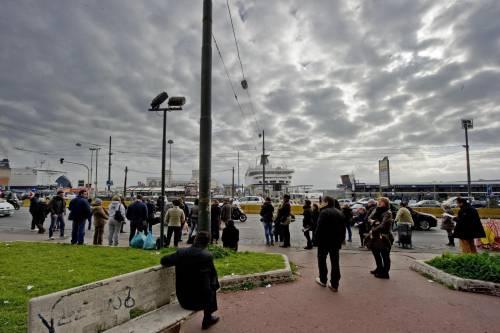 A Napoli è caos: gli autobus rimasti senza gasolio