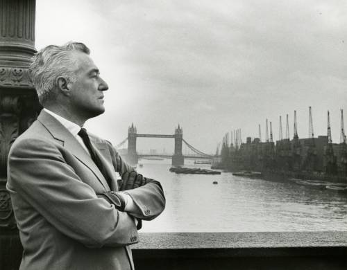 Ecco come De Sica riuscì a far piangere Charlie Chaplin